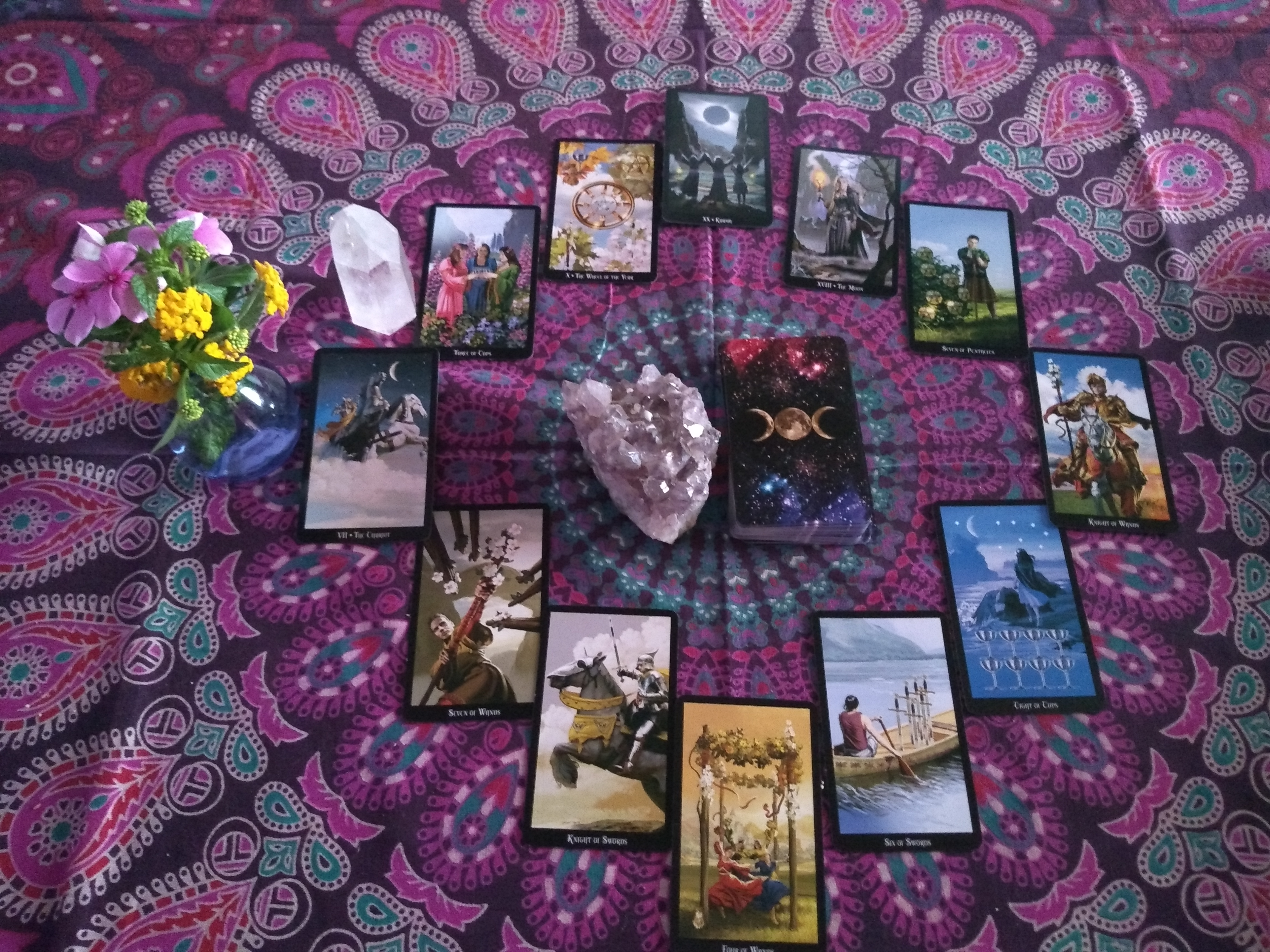 Order Your Tarot Reading! | Saturnarium
