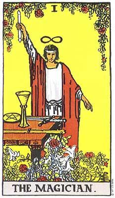 The Magician - True Meaning and Symbolism of Tarot Cards